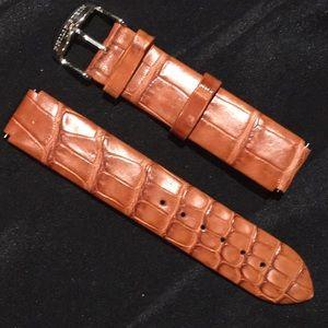 New Philip Stein Alligator Watch Band